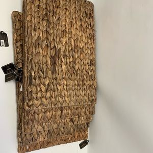 Hand Woven Placemats Water Hyacinth 4 Place Mats